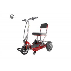 "Elektrinis vežimėlis DDT076 (8/10"")"