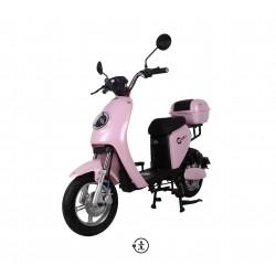 """Elektrinis motoroleris - SMARTER 400 (10"""")"""