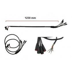 Pagrindinis kabelis el. paspirtukams S10 ir S10+