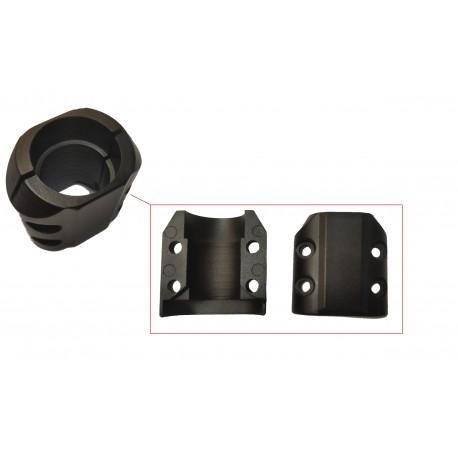 Down locking clip VSETT8, 8+