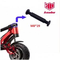 Folding screw M8*29 for KABOO MANTIS